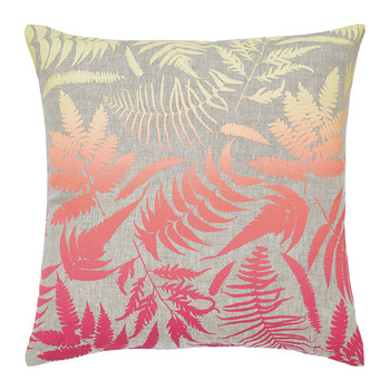 Filix Coral Bed Pillow - 45x45cm