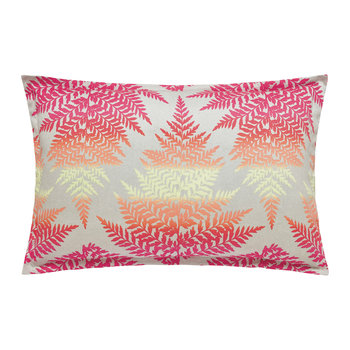 Filix Coral Pillowcase - Oxford