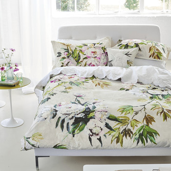 Floreale Natural Grande Duvet Cover