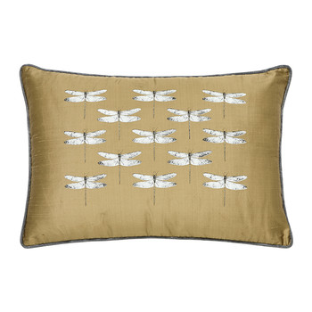 Demoiselle Graphite Bed Pillow - 40x60cm