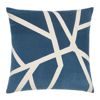 Sumi Indigo Bed Pillow - 45x45cm