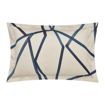 Sumi Indigo Pillowcase - Oxford