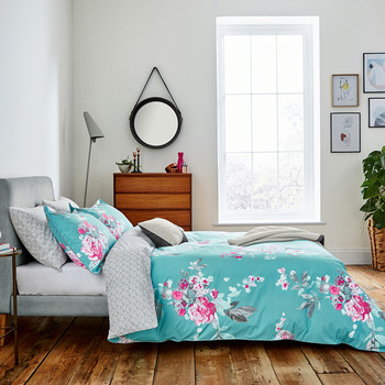 Aquarelle Beau Bloom Duvet Cover