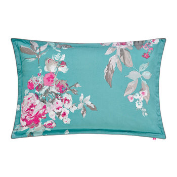 Aquarelle Beau Bloom Pillowcase - Oxford