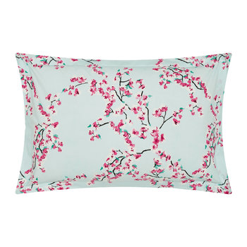 Blossom Floral Pillowcase - Oxford
