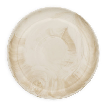 Marble Side Plate - Stone