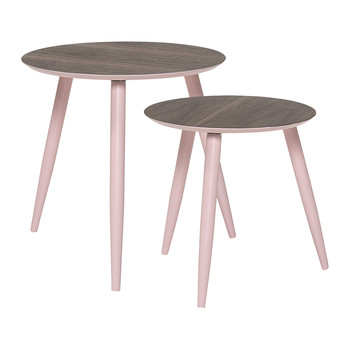 Asta Rose Coffee Table - Set of 2