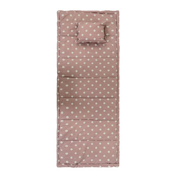 Cotton Beach Mat - Rose