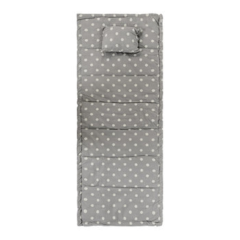 Cotton Beach Mat - Gray