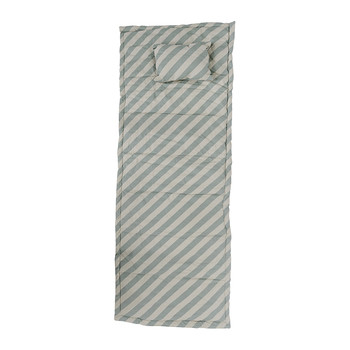 Cotton Beach Mat - Green