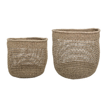 Seagrass Basket - Set of 2
