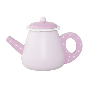 Children's Tea Party Play Set - Pink