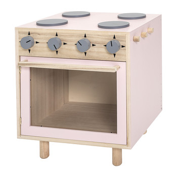 Children's Mini Stove Play Set