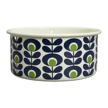 Grand Pot Suspendu Oval Flower - Pomme