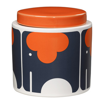 Elephant Storage Jar - 1L