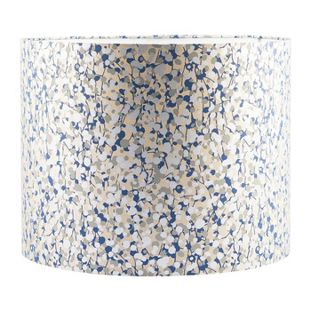 Garland Lamp Shade - Putty/Midnight/Silver