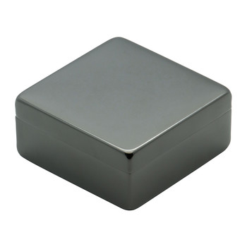 Luxe Sovereign Box - Gunmetal