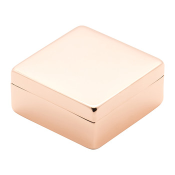 Luxe Sovereign Box - Rose Gold