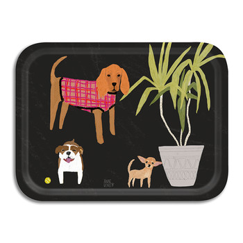 Annie Bentley - Dogs Tray