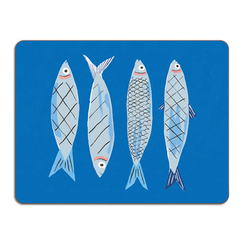 Danielle Kroll - Sardine Table Mat