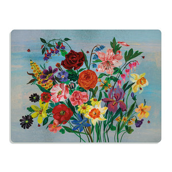 Nathalie Lété - Paintings Worktop Saver - Garden Flowers