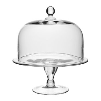 Country Cake Stand & Dome