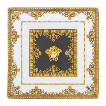 I Love Baroque Decorative Dish