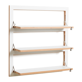 Flapps Triple Folding Shelf - 80x80cm