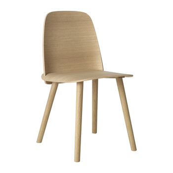 Nerd Chair - Oak