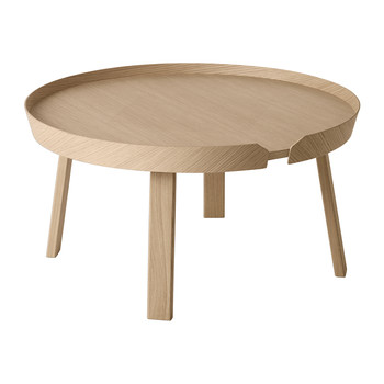 Around Coffee Table - Oak
