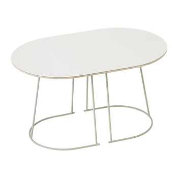 Airy Small Coffee Table - Off-White
