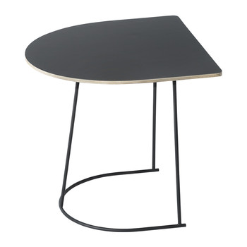 Airy Half-Size Coffee Table - Black