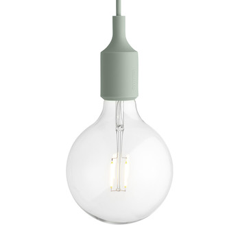 E27 Pendant Lamp - Light Green