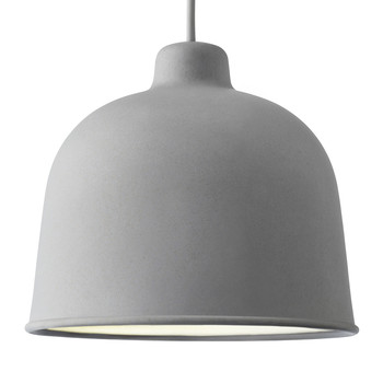 Grain Pendant Lamp - Grey