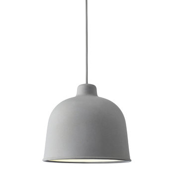 Lampe Suspension Grain - Gris