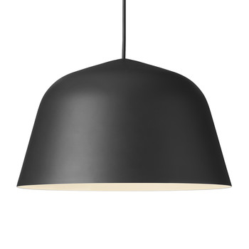 Muuto - Lampe Suspension Ambit - Noir - Grand