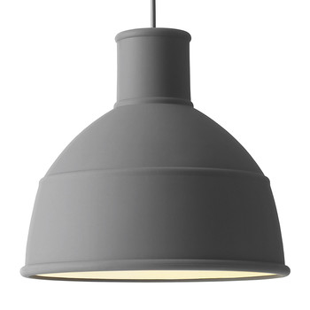 Lampe Suspension Unfold - Gris Foncé
