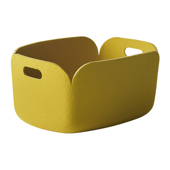 Restore Basket - Yellow