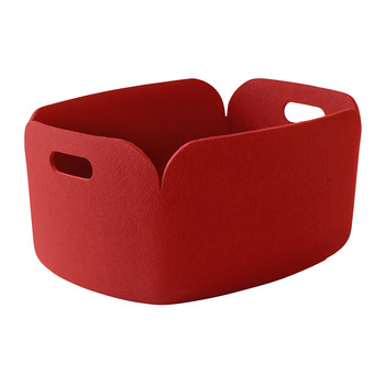 Restore Basket - Red