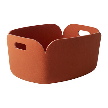 Restore Basket - Orange