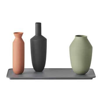 Balance Vases - Set of 3 - Block Colour