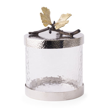 Butterfly Gingko Kitchen Canister