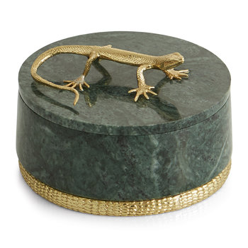 Rainforest Trinket Box