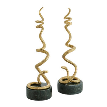 Rainforest Candleholders - Set of 2