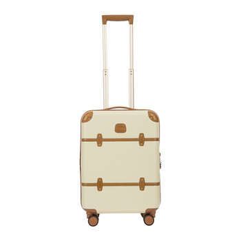 Bellagio Trolley Suitcase - Cream