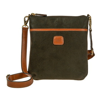 Cindy Small Cross-Body Bag - Olive