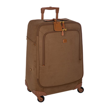 Life Thermoform Trolley Suitcase - Camel