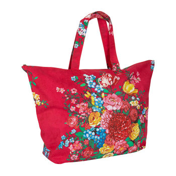 Dutch Painters Beach Bag - Red