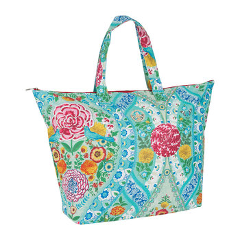 Melody Beach Bag - Blue