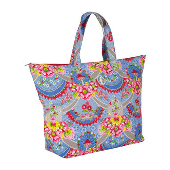 Garland Beach Bag - Blue